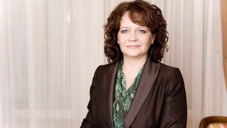 Barbara Kudrycka, fot. Krzysztof Opaliński