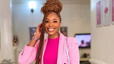 'Do not be a hero in the street and your family members are begging' - Sharon Ooaj advises Nigerians doing giveaways amid Covid-19