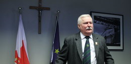 """""""Masz 7 dni"""". Wałęsa dostał list z... pociskiem"""