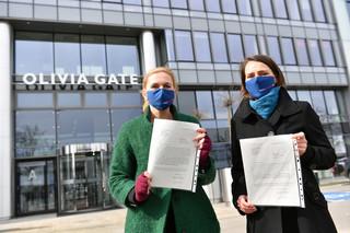 Posłanki KO domagają się natychmiastowej kontroli w spółce Energa Obrót