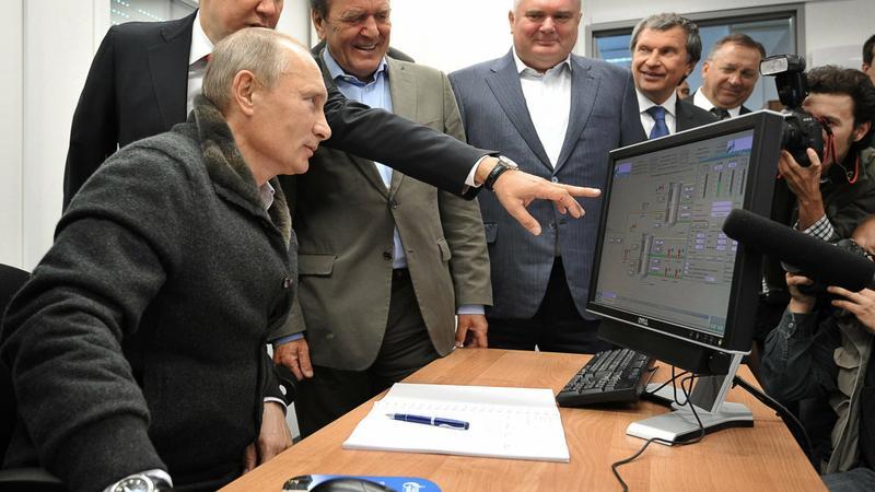 Czy Władimir Putin ma chrapkę na rynek CPU?, fot. The Huffington Post