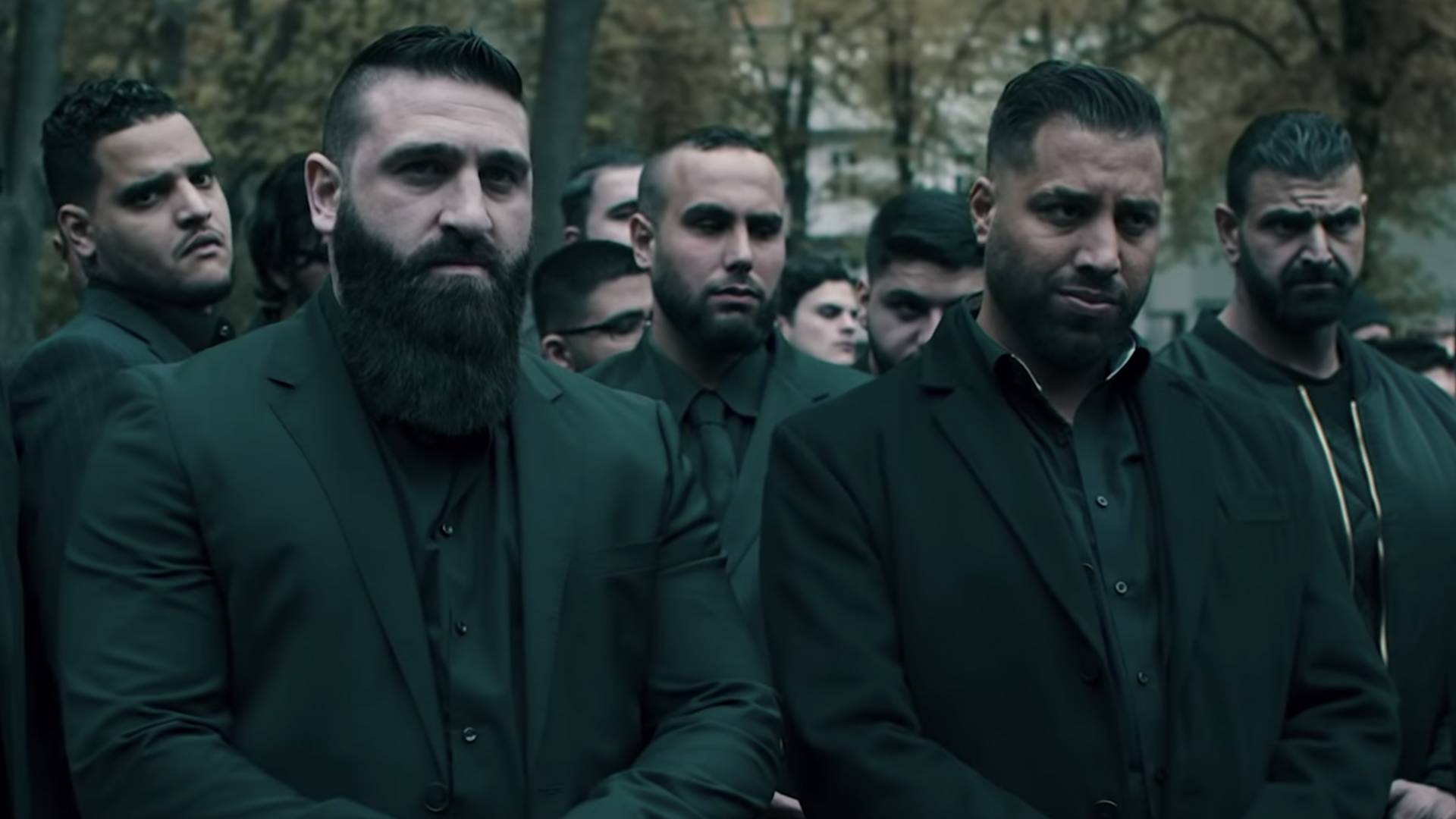 """Dogs of Berlin""-Stars Sinan-G und Yonii droppen Single ""Alles für uns"""