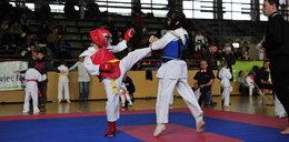 Najmłodszy zawodnik ma 4 lata! Karate w Sosnowcu!