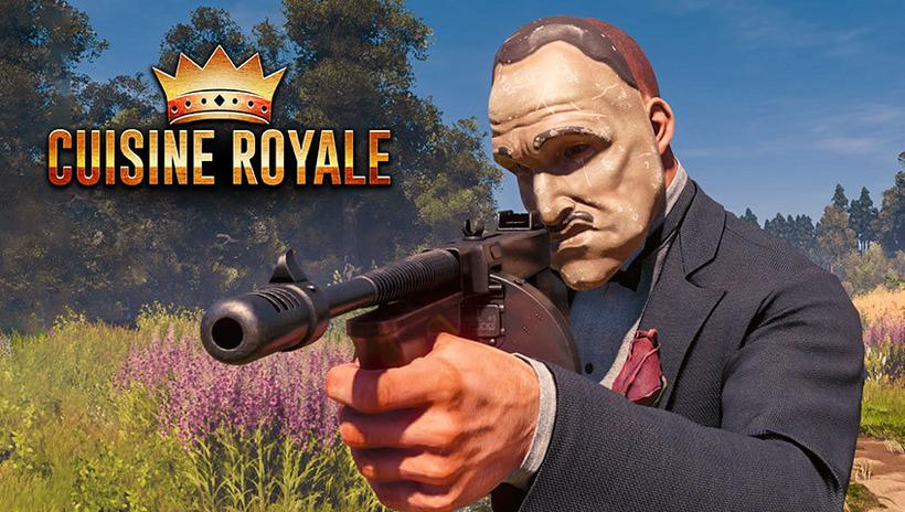 gameplanet Cuisine Royale