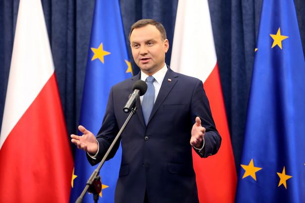 Andrzej Duda deklarował, że Polsce zależy na jedności Europy i że będzie ona aktywnym i odpowiedzialnym członkiem Unii Europejskiej.