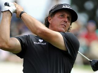 Phil Mickelson 2012