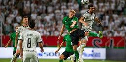 Męczarnie mistrza Polski. Legia wyszarpała zwycięstwo w doliczonym czasie gry