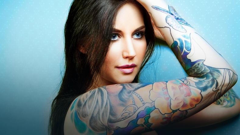 Tatuaże Dla Kobiet Uroda