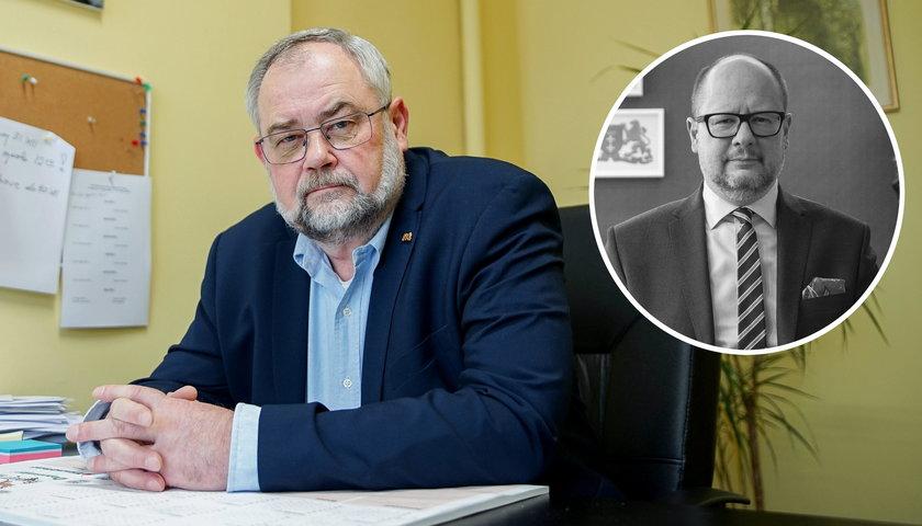 Piotr Adamowicz, poseł i brat zamordowanego prezydenta Gdańska.
