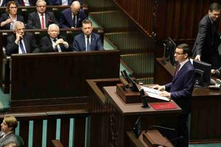 Morawiecki zapowiada budowę Centralnego Portu Komunikacyjnego oraz dróg i autostrad