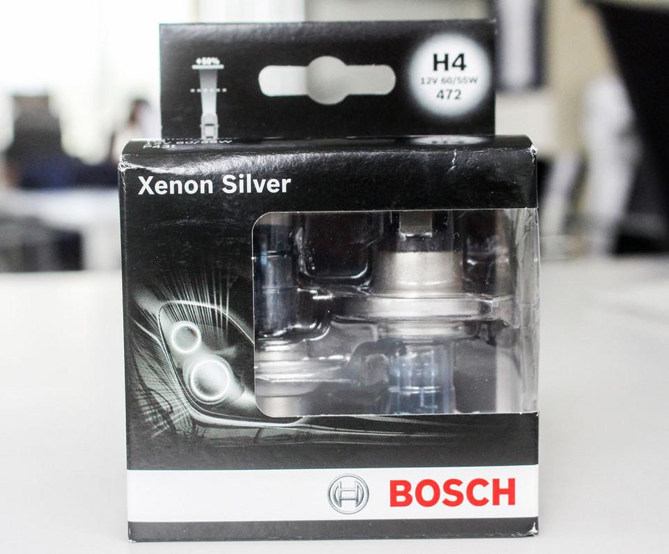 Bosch Xenon Silver цена 55 зл / комплект