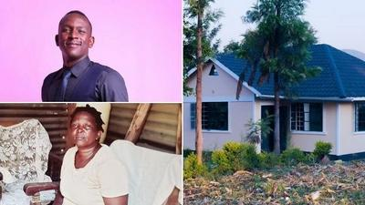 Comedian YY builds his mother a modern house in the Village [Photo]
