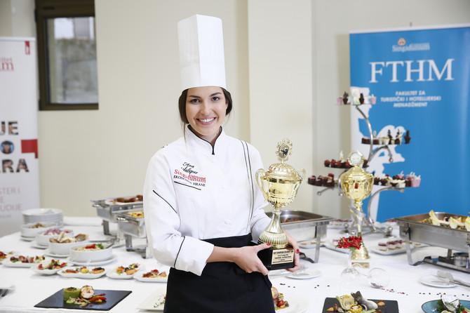 Ana Šalipur osvojila je kulinarski pehar za najbolje jelo od svinjetine
