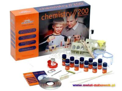 Mały chemik