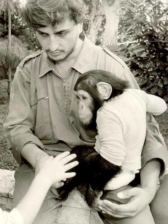Zoran Rajić u Zoološkom vrtu radi od januara 1989.