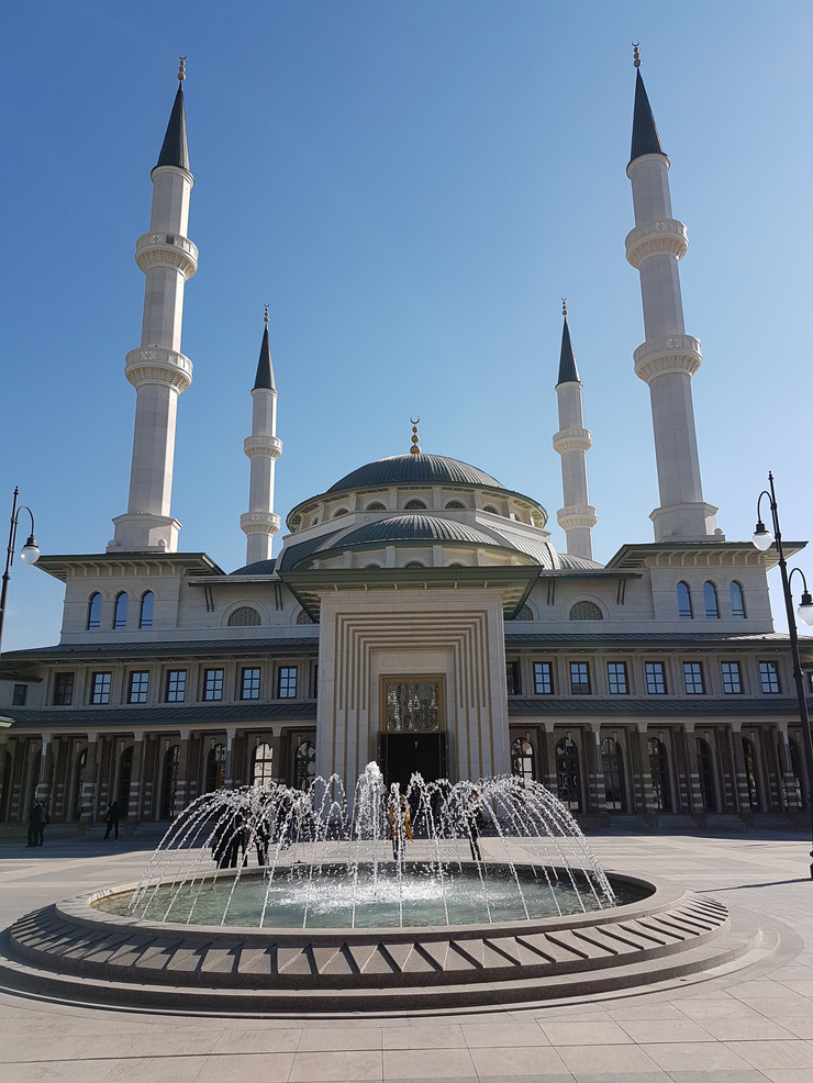 Ankara, Reportaža, PRedsedništvo, Predsednička palata, Redžep Tajip Erdogan, Turska