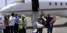 Izrael ewakuował zamówione przez gejów dzieci