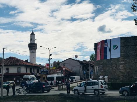 Novi Pazar dočekuje Erdogana