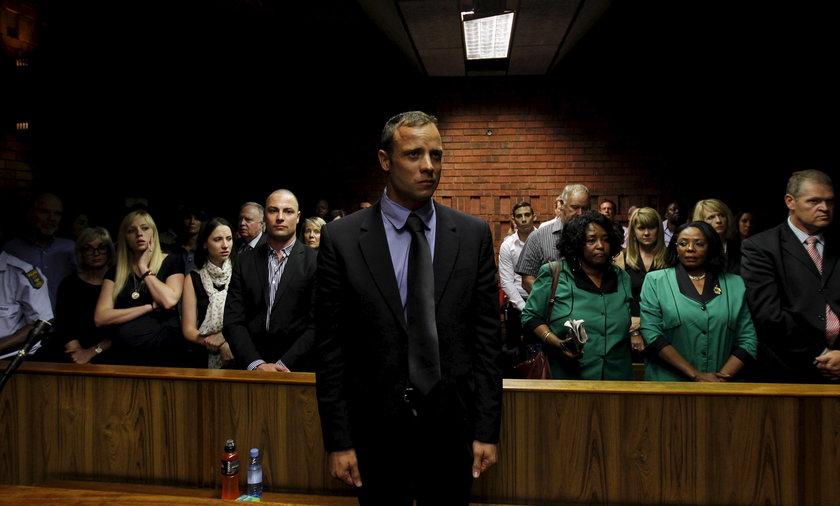 Pistorius we wtorek opuści więzienie!