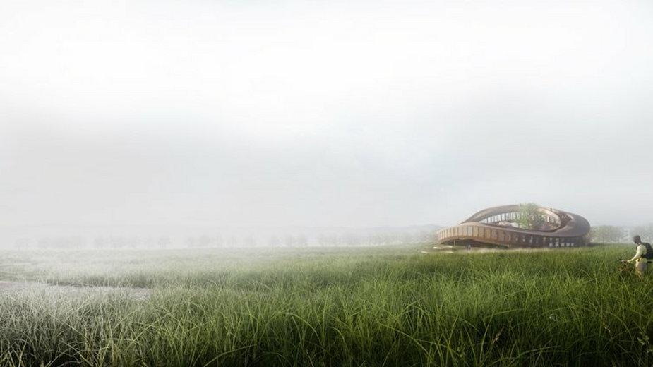 Rezerwat biosfery w Łotwie