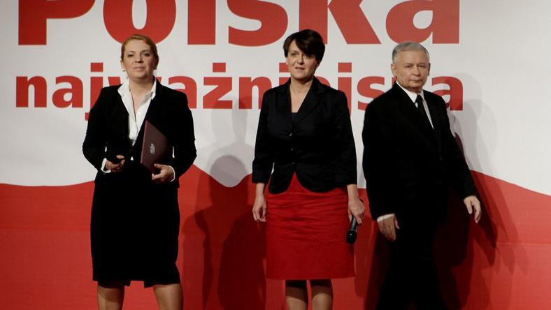Nowe stowarzyszenie zapożyczyło nazwę z kampanii prezydenckiej Jarosława Kaczyńskiego