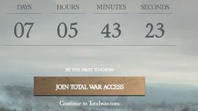 Nowy Total War zostanie zapowiedziany za tydzień