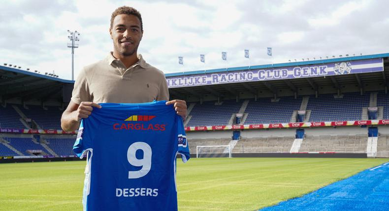 Cyriel Dessers has joined Genk (Genk)