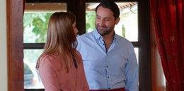 """""""Pierwsza miłość"""". Alejandro na romantycznej kolacji z Kaliną. Czy połączy ich romans?"""