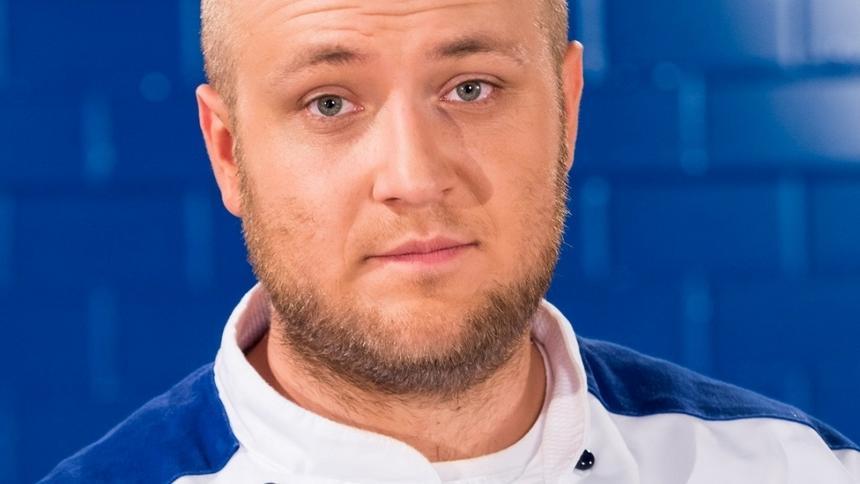Damian Marchlewicz Wygrał Hells Kitchen