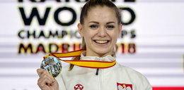 Przyszyła orzełka i wygrała. Banaszczyk mistrzynią świata w karate!