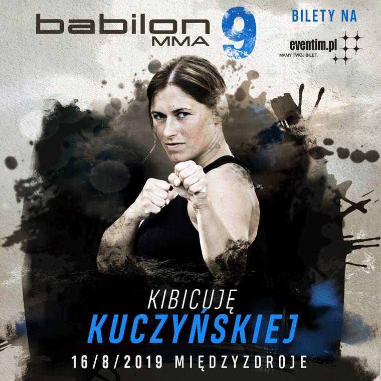 Eliza Kuczyńska: na plaży w Międzyzdrojach jeszcze nie używałam siły - Sport