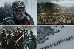 HOLIVUDSKI SPEKTAKL U SRPSKOJ REŽIJI Scene koje će vas raspametiti: Pogledajte trejler za istorijsku dramu o najvoljenijem kralju i SRPSKOJ GOLGOTI (VIDEO)