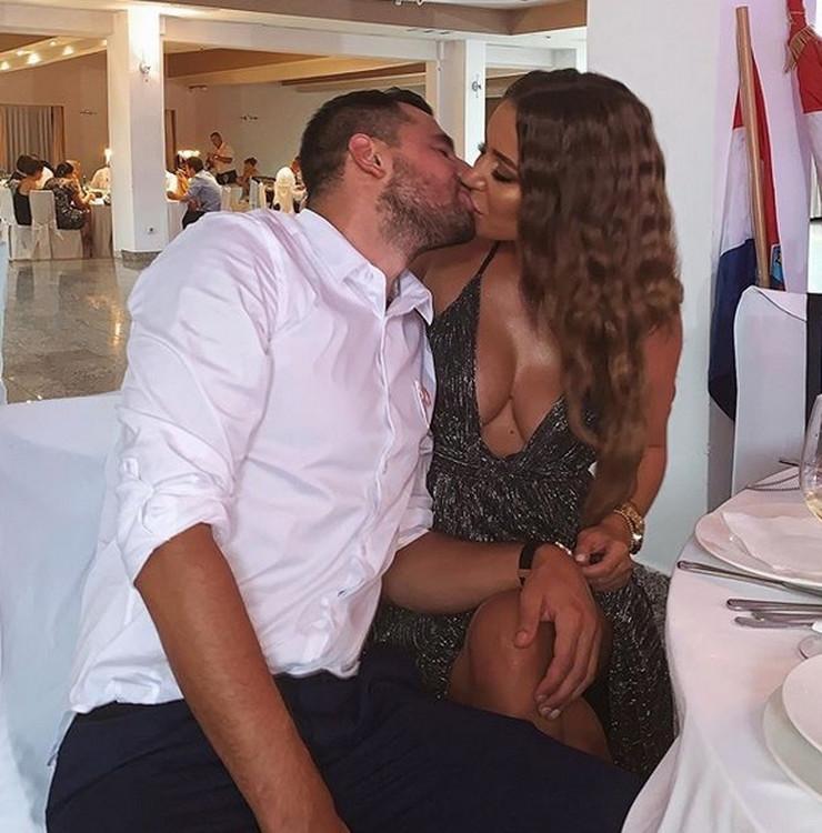 Jelena Perić i Igor Bubnjić