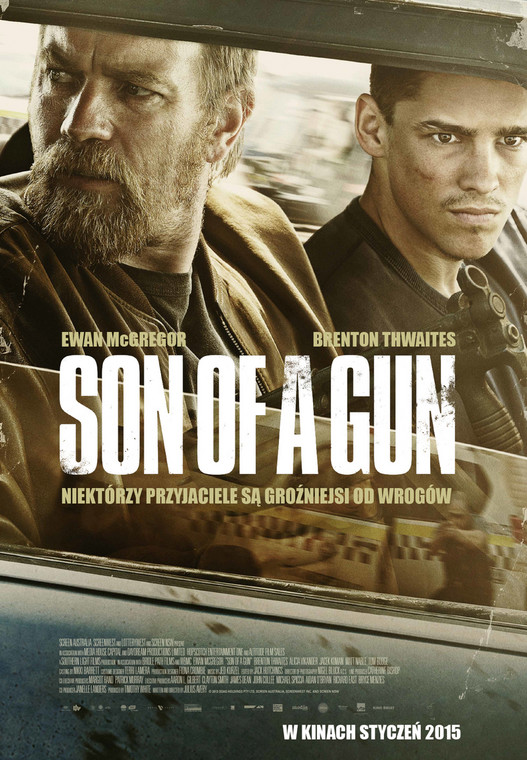 """Son of a Gun"" - plakat"