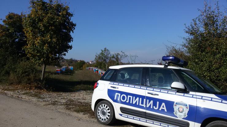 Beli Potok, policija, Ljubinka Živković