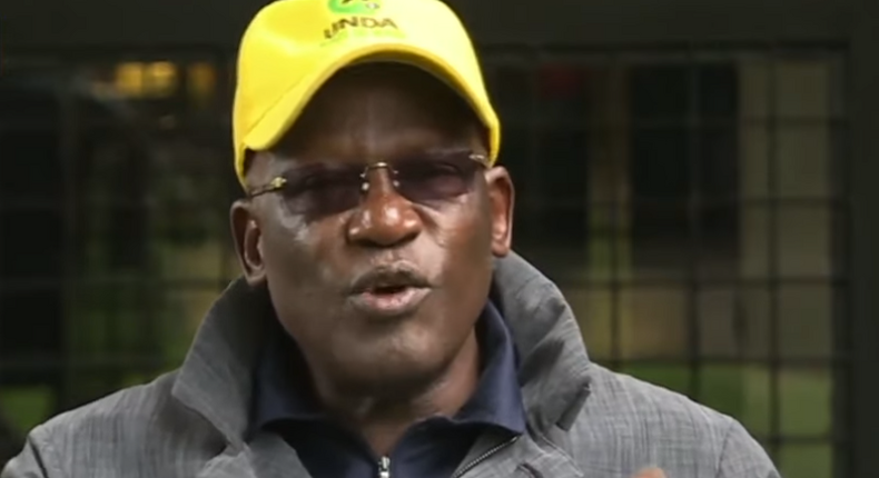 Former Machakos Senator Johnstone Muthama