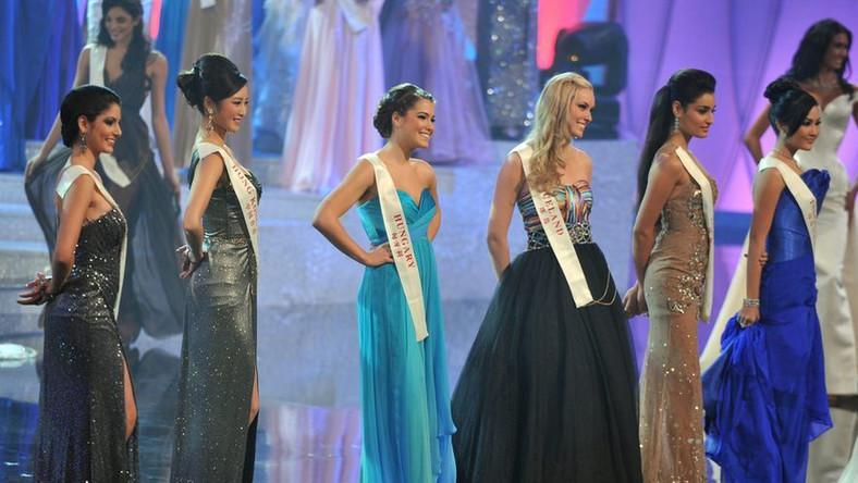 Jeszcze nie opadły emocje po wyborach Miss Świata 2011