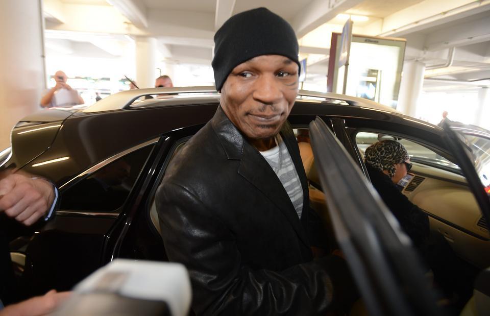 Mike Tyson w Polsce