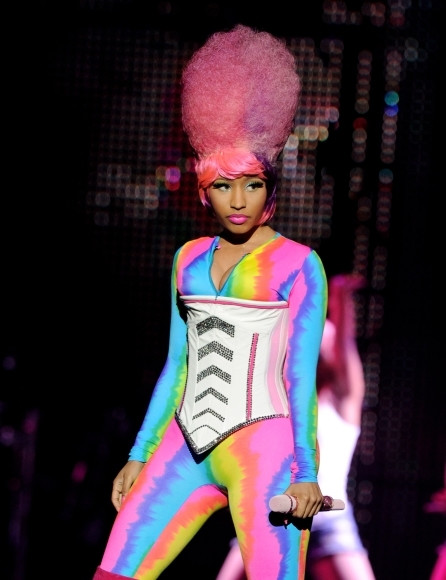 Nicki Minaj (fot. Getty Images)