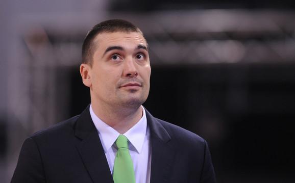 Igrači ga obožavaju: Dejan Milojević