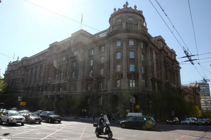Diplomatska predstavništva su pod ministarstvom spoljnih poslova