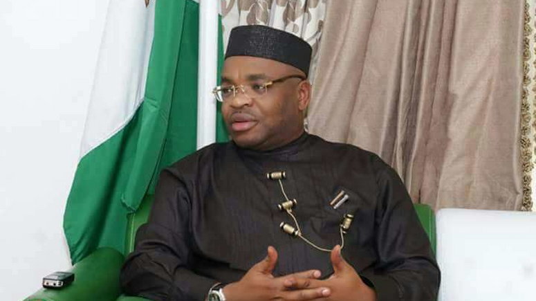 Akwa-Ibom State Governor, Udom Emmanuel (This Day )
