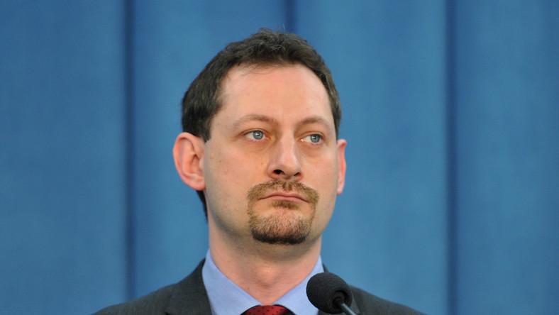 Armand Ryfiński donosi na biskupa Dydycza