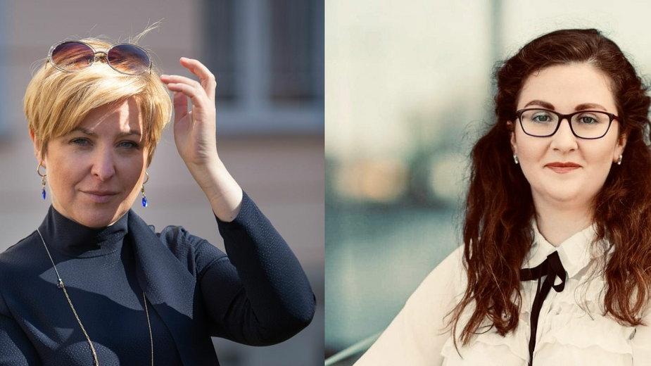 Katarzyna Krauss i Ilona Bonczek