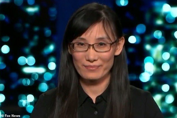 "Dr Li-Meng Jan u emsiiji na ""Foks njuzu"""