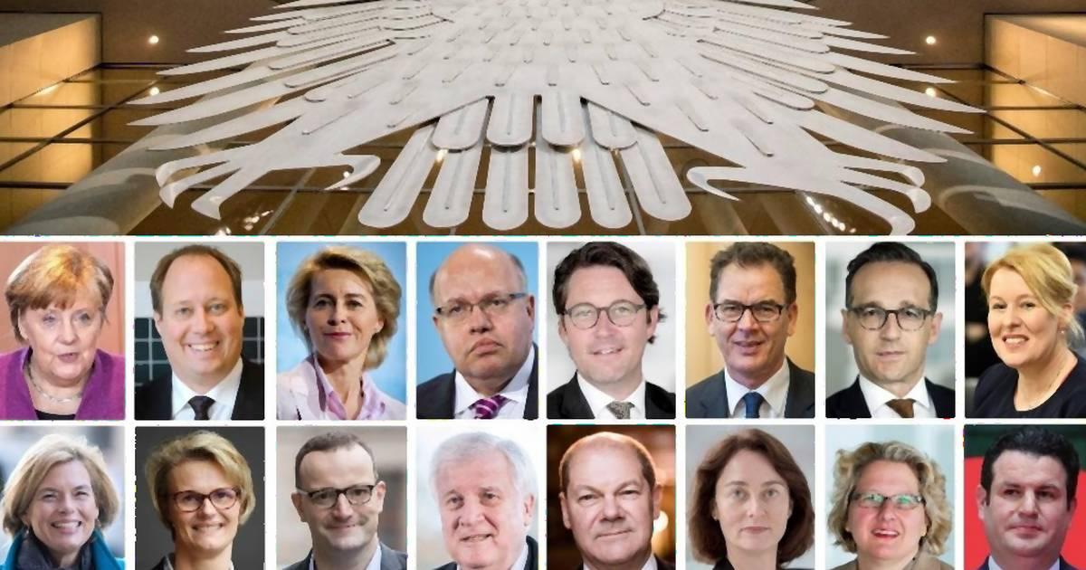 deutsche bundeskanzler liste