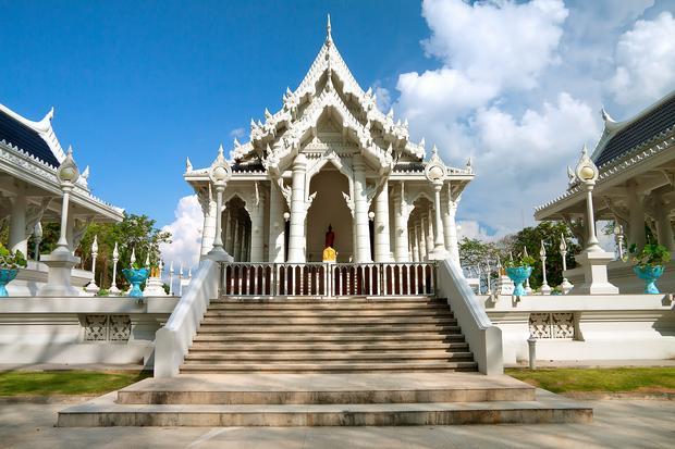 Krabi - Biała Świątynia