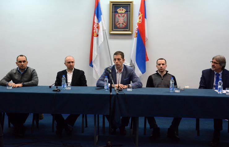 Marko Đurić, foto Tanjug, Kancelarija za KiM