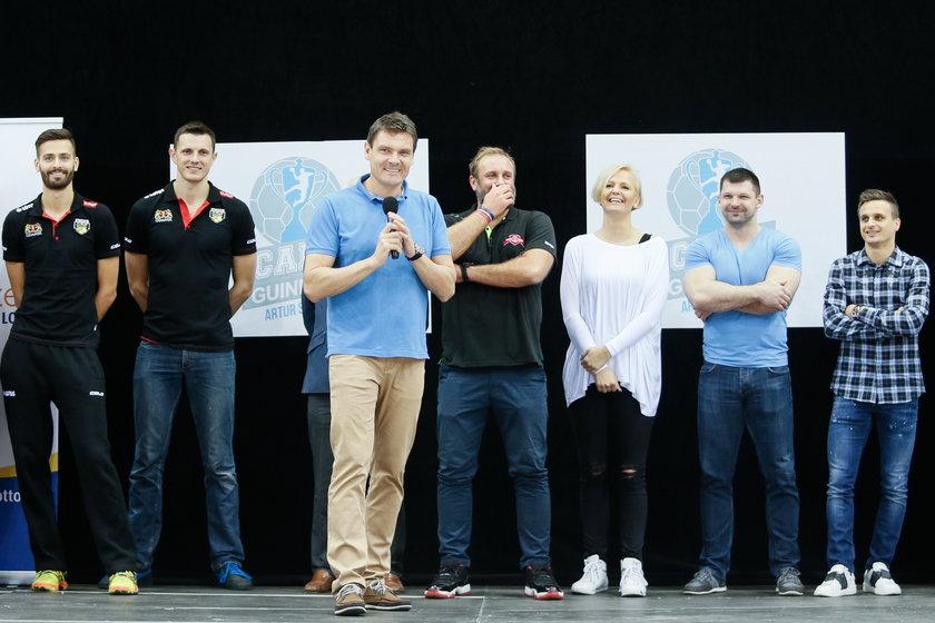 Polscy szczypiorniści pobili rekord Guinnessa!