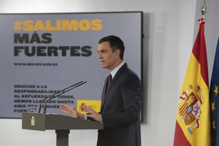 Hiszpańska lewica dostała czerwoną kartkę